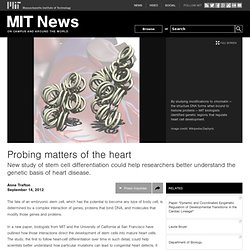 Probing matters of the heart