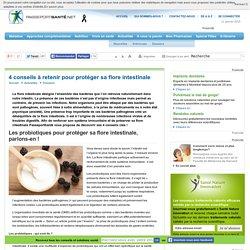 Les probiotiques et la flore intestinale