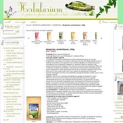 Biogermé, probiotiques, 150g : vente de plantes médicinales et huiles essentielles bio, produits d'herboristerie, alimentation bio
