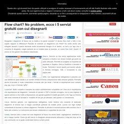 Flow chart? No problem, ecco i 5 servizi gratuiti con cui disegnarli