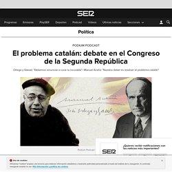 El problema catalán: debate en el Congreso de la Segunda República