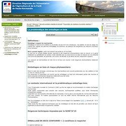Normes NIMP 15