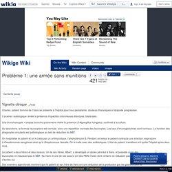 Problème 1: une armée sans munitions - Wikige Wiki - Wikia