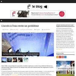 Sciences et société, le blog du Pass