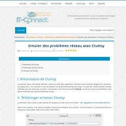 Simuler des problèmes réseau avec Clumsy