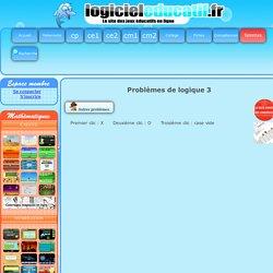 Problèmes de logique 3