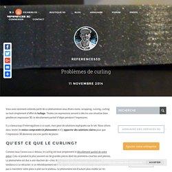 Problèmes de curling: les solutions avec References3D
