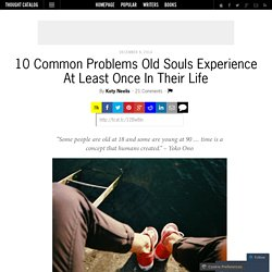 10 Common Problems Old Souls Experience At Least Once In Their Life