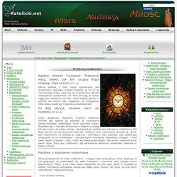 Problemy małżeńskie - Katolicki.net