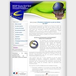 REEP Euro Ent'Ent - Procédure d'Admission dans le réseau des EEP