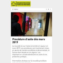 Droit d'asile en Suisse