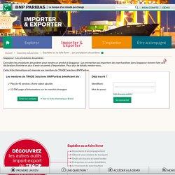 Les procédures douanières à l'import à Singapour