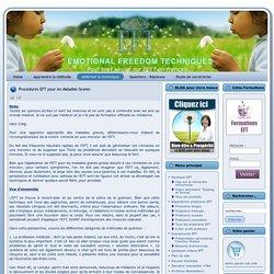 Procédures EFT pour les Maladies Graves