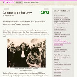 Le procès de Bobigny - 1972