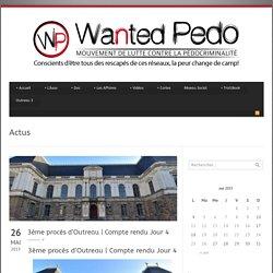 Compte rendu Jour 4 - Wanted Pedo