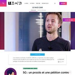 23 septembre 2020 - 20H30 5G : un procès et une pétition contre le déni de démocratie