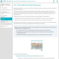 DPMCM01.- Procesos de mecanizado por arranque de viruta.