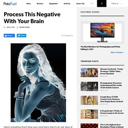 Process This Negative With Your Brain