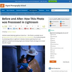 Before and After: How This Photo was Processed in Lightroom