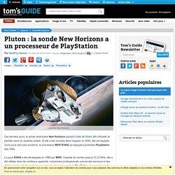 Pluton : la sonde New Horizons a un processeur de PlayStation