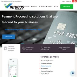 Credit Card Payment Processing Calgary-Merchant Services Calgary