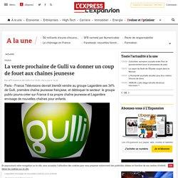 La vente prochaine de Gulli va donner un coup de fouet aux chaînes jeunesse - LExpress.fr