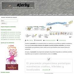 Blomún: Procomún del blogueo ~ #Jerby ~ Comentaristas de blogs#Jerby ~ Comentaristas de blogs