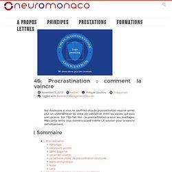 46: Procrastination : comment la vaincre