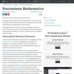 Procrustean Mathematics