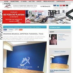 STAN Prodaja GRADSKA BOLNICA, ZVEZDARA, 75 m2, 85000 e