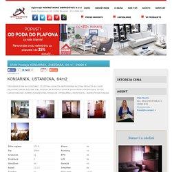 STAN Prodaja KONJARNIK, ZVEZDARA, 64 m2, 59000 e