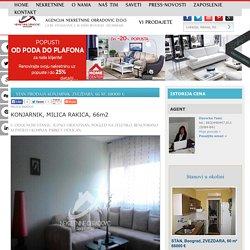 STAN Prodaja KONJARNIK, ZVEZDARA, 66 m2, 68000 e