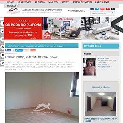 STAN Prodaja LEKINO BRDO, VOZDOVAC, 80 m2, 119000 e