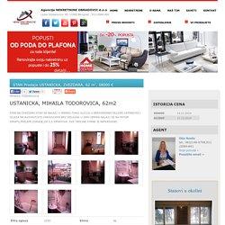 STAN Prodaja USTANICKA, ZVEZDARA, 62 m2, 58000 e
