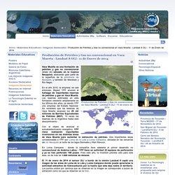 Producción de Petróleo y Gas no convencional en Vaca Muerta - Landsat 8 OLI - 11 de Enero de 2014