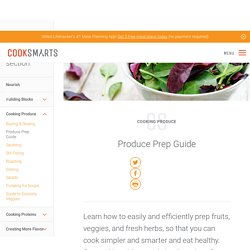 How to cook vegetables - Cook Smarts