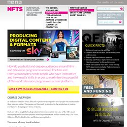 Producing Digital Content and Formats