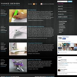 Product Design » Yanko Design (120)