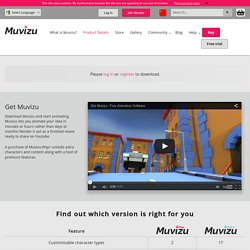Muvizu - 3D animationer
