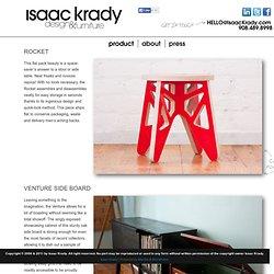 Product - Isaac Krady