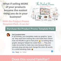 The Product Promo Template Pack