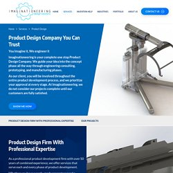 Product Design Services Houston