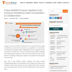 8 New BIM360 Product Updates that Enhance Workflows