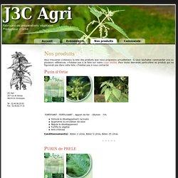 J3C Agri : Producteur d'Orties & Fabricant de préparations végétales