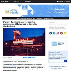 n°4: L'avenir du cinéma analysé par des producteurs d'Hollywood et de petits distributeurs