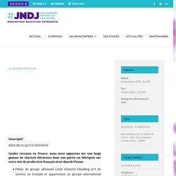 Portes ouvertes de notre site de production et découverte de nos métiers. - #JNDJ