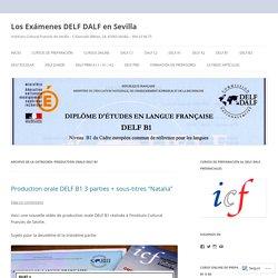 Los Exámenes DELF DALF en Sevilla