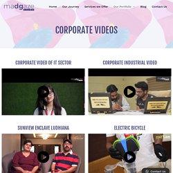 Corporate Video Production Company in Ludhiana, Punjab, India – MadgazeFilms