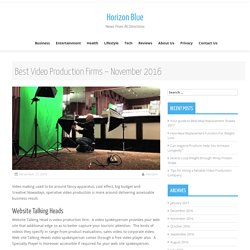 Boston video production company