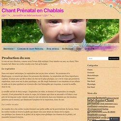 Chant Prénatal en Chablais